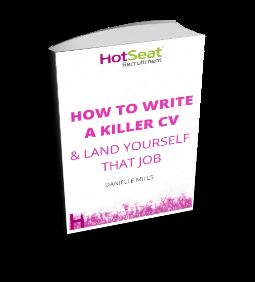 FREE EBOOK - How to Write a Killer CV & Land Yourself That Job
